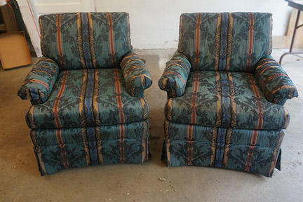 Very comfy armchairs (2)